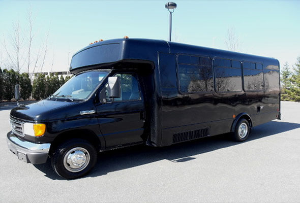 18 Passenger Party Buses Baton-Rouge