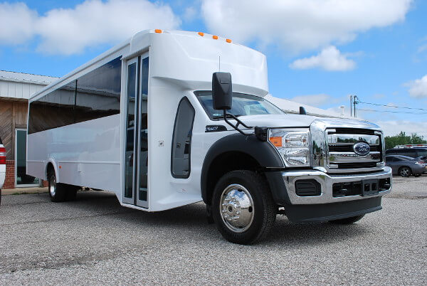 22 Passenger Party Bus Rental Baton-Rouge Louisiana
