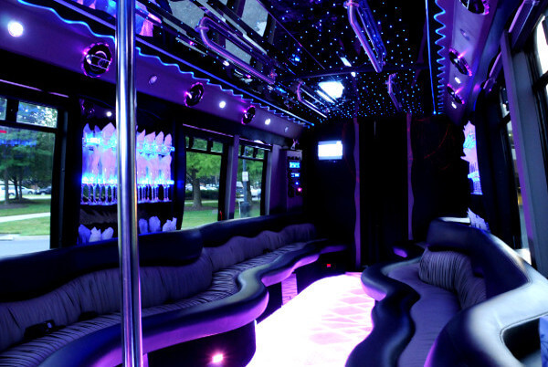 22 Seater Party Bus Baton-RougeLA