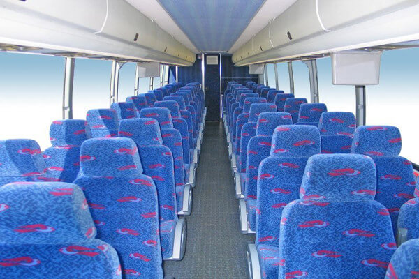 Baton-Rouge 50 Passenger Party Bus Service