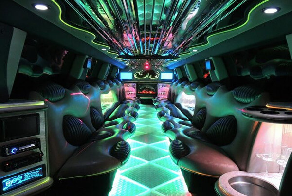 Hummer Limo Near Baton Rouge