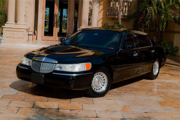 Lincoln Sedan Baton-Rouge Rental