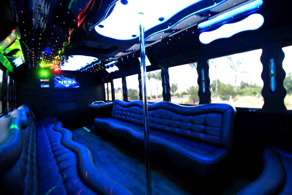 Party Bus For 40 People Baton Rouge