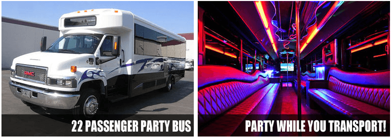Party Bus Rentals Baton Rouge