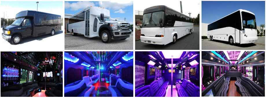 Party Buses Baton Rouge